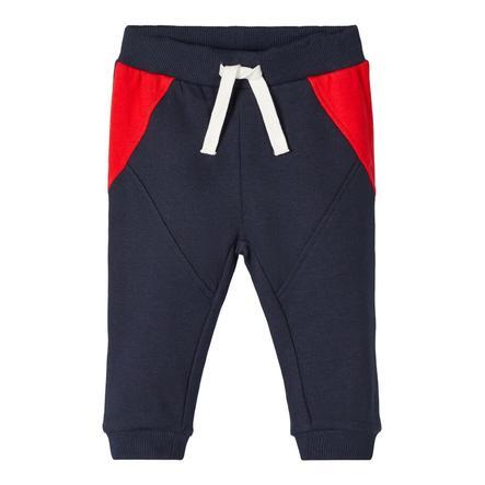 name it Chłopcy Spodnie dresowe Nbmtinan ciemny szafir
