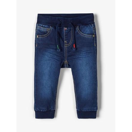 name it Boys Jeans Nbmromeo dark blue denim