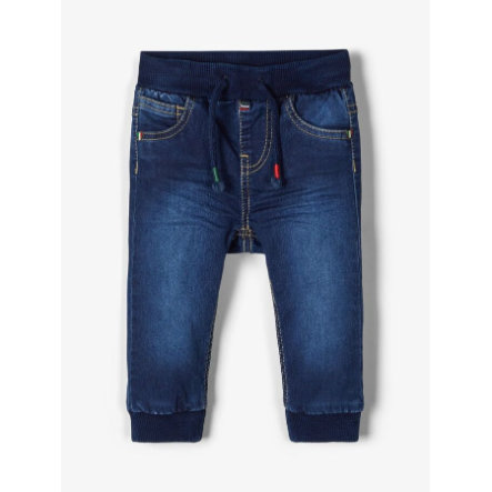 name it Drenge Jeans Nbmromeo mørkeblå denim