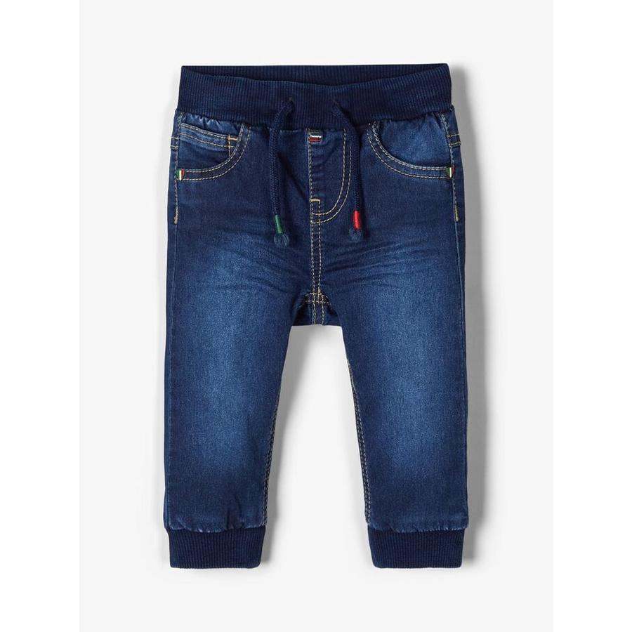 name it Boys Jeans Nbmromeo mørkeblå denim