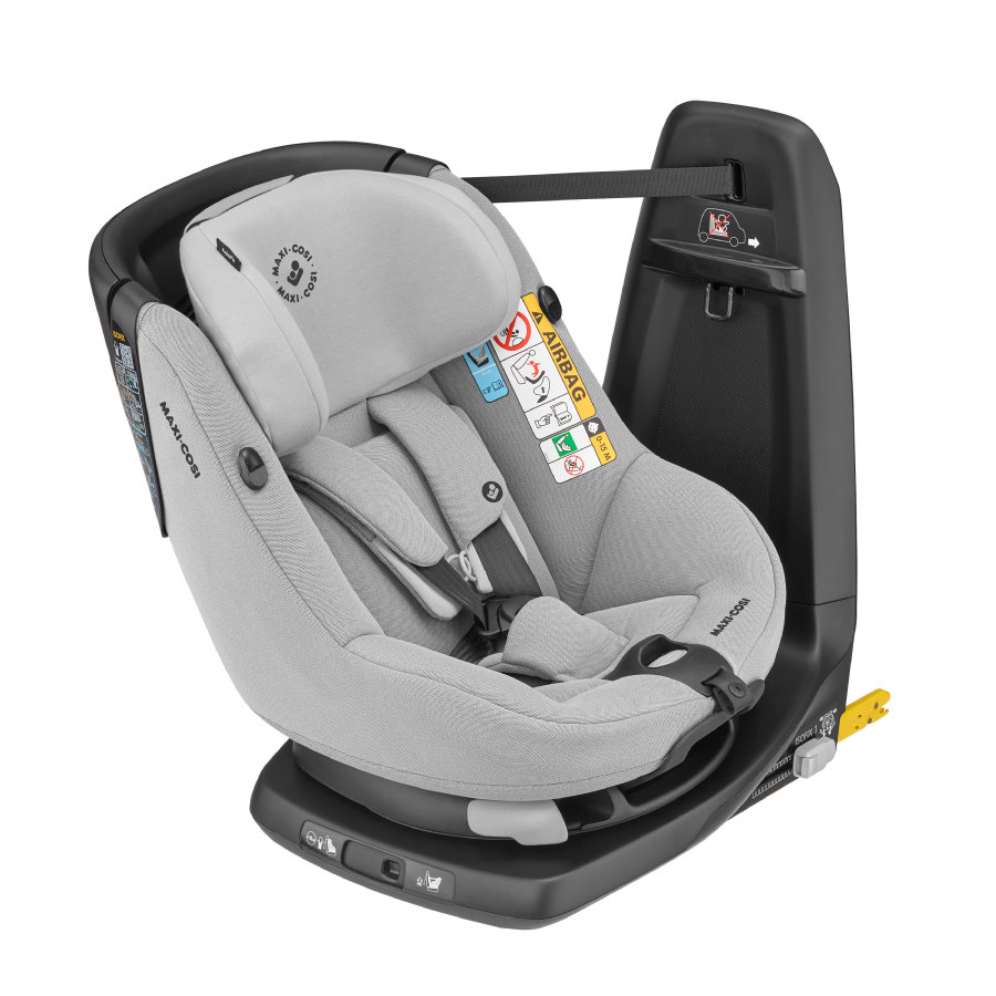 MAXI COSI Kindersitz AxissFix Authentic Grey