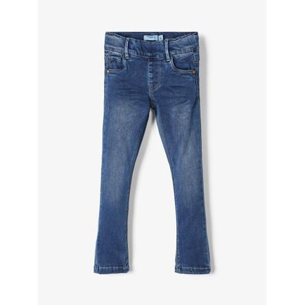 name it Girls Jeans Nmfpolly medium blauw denim