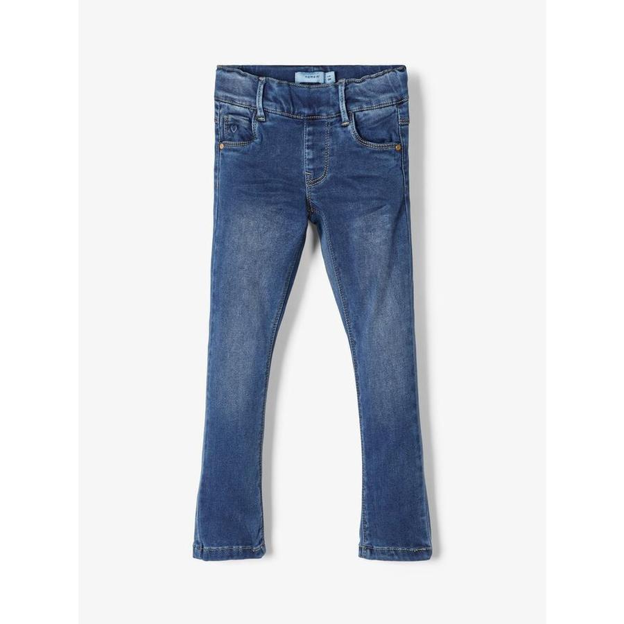 NAME IT Girls Jeans Nmfpolly keski sininen denim