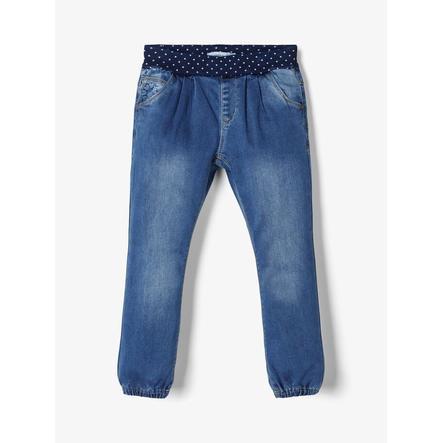 name it Girls Jeans Nmfbibi medium blue denim