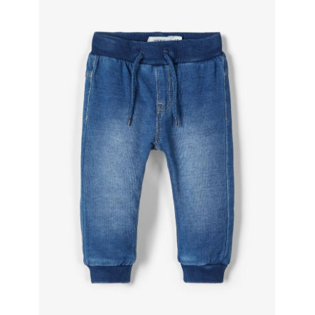 pojmenujte to Boys Jeans Nbmromeo medoum blue denim