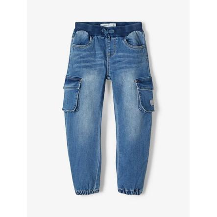 name it Boys Jeans Nmmbob light blue denim