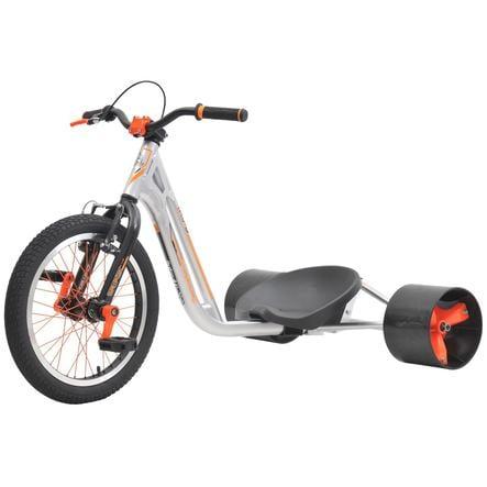 TRIAD Driftwerk Drift trike Dérivateur tricycle enfant Countermeasure 2, silver/orange
