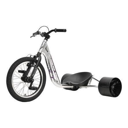 TRIAD Driftwerk Drift trike Dérivateur tricycle enfant Countermeasure 3, Electro Chrome