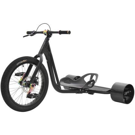 TRIAD Driftwerk Drift trike dérivateur tricycle Notorious 3, noir/néochromé
