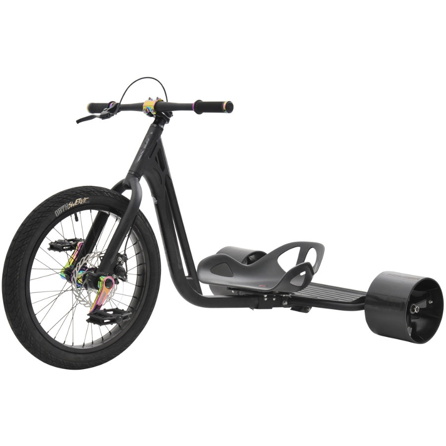 Driftwerk TRIAD Trike Notorious 3 black / neo chrome