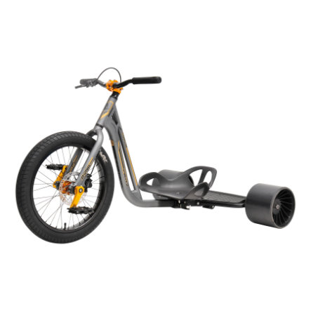 TRIAD Driftwerk Drif trike dérivateur tricycle Syndicate 4, grey/black