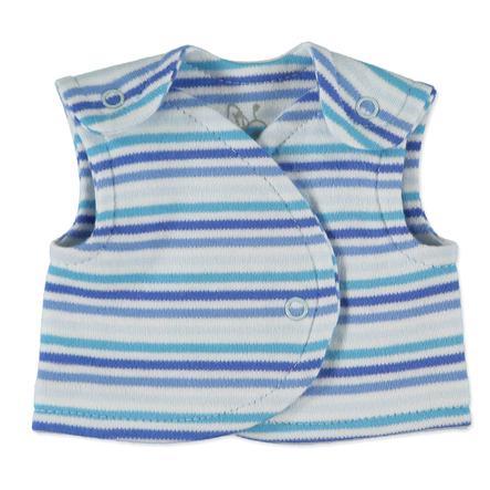 FIXONI Boys Prematuur Vest Streepjes blauw