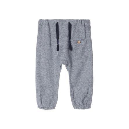 name it Pantalones deportivos para niños NBMLAVANA zafiro oscuro