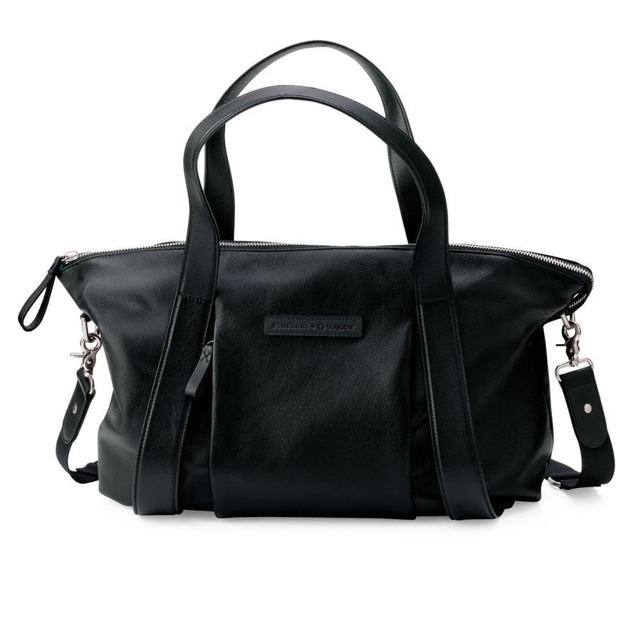 Storkbak + bugaboo Leder Tasche Black
