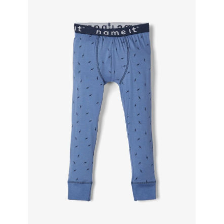 name it Boys Lange Unterhose Long dutch blue