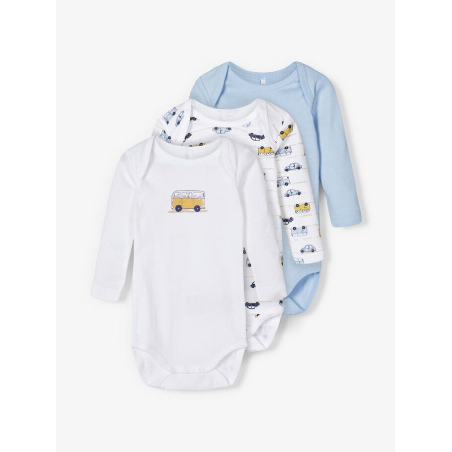 name it Body 3er Pack cashmere blue
