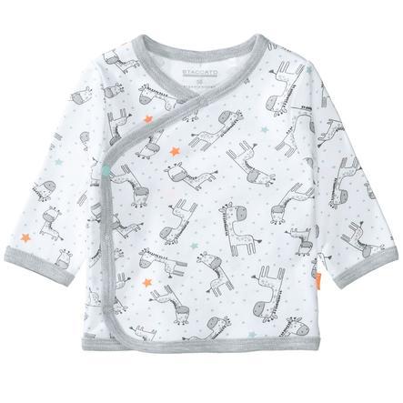 STACCATO Zábal košile bílý vzor
