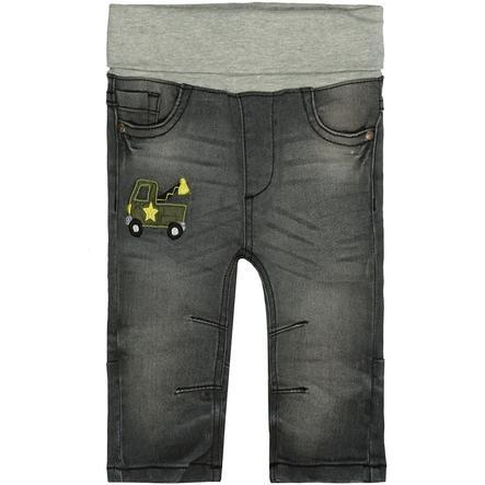 STACCATO džíny šedé džínové