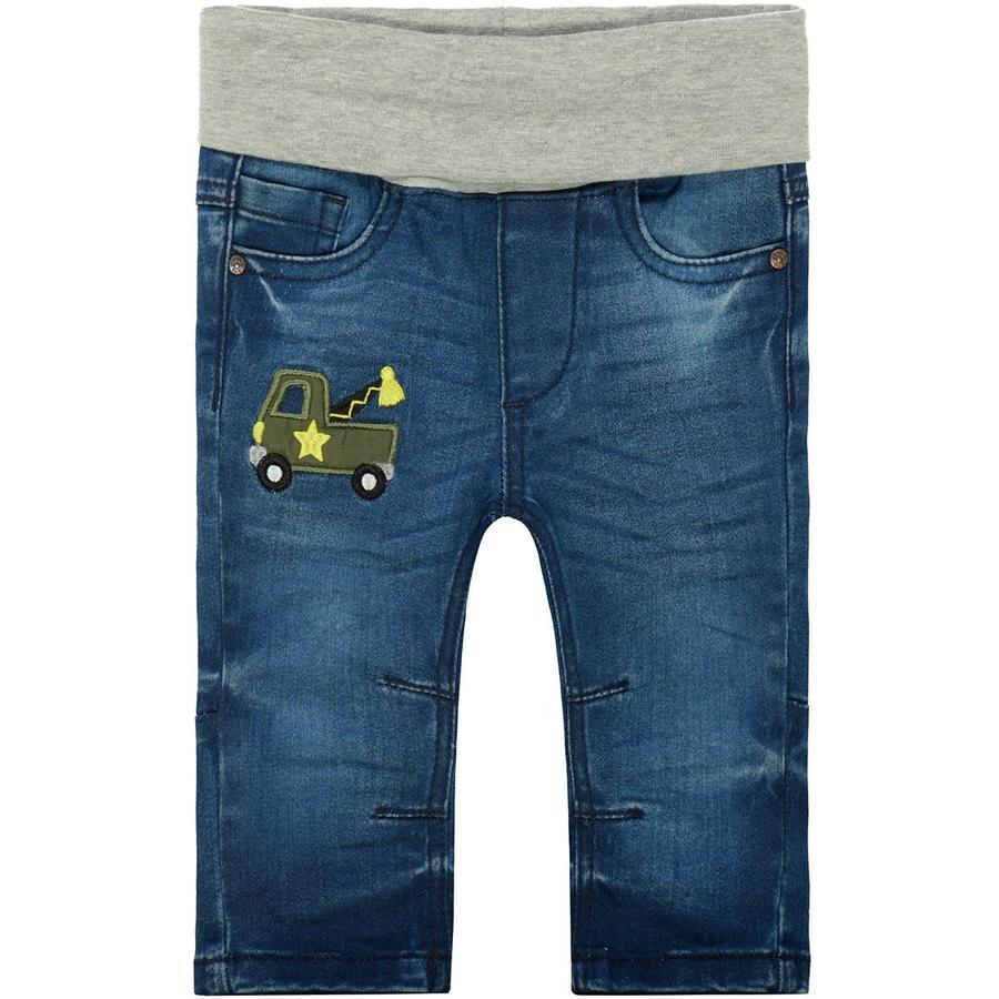 STACCATO  Jeans bleu moyen denim