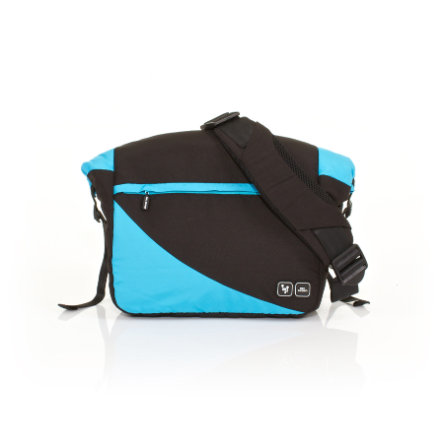 ABC DESIGN Wickeltasche Courier rio