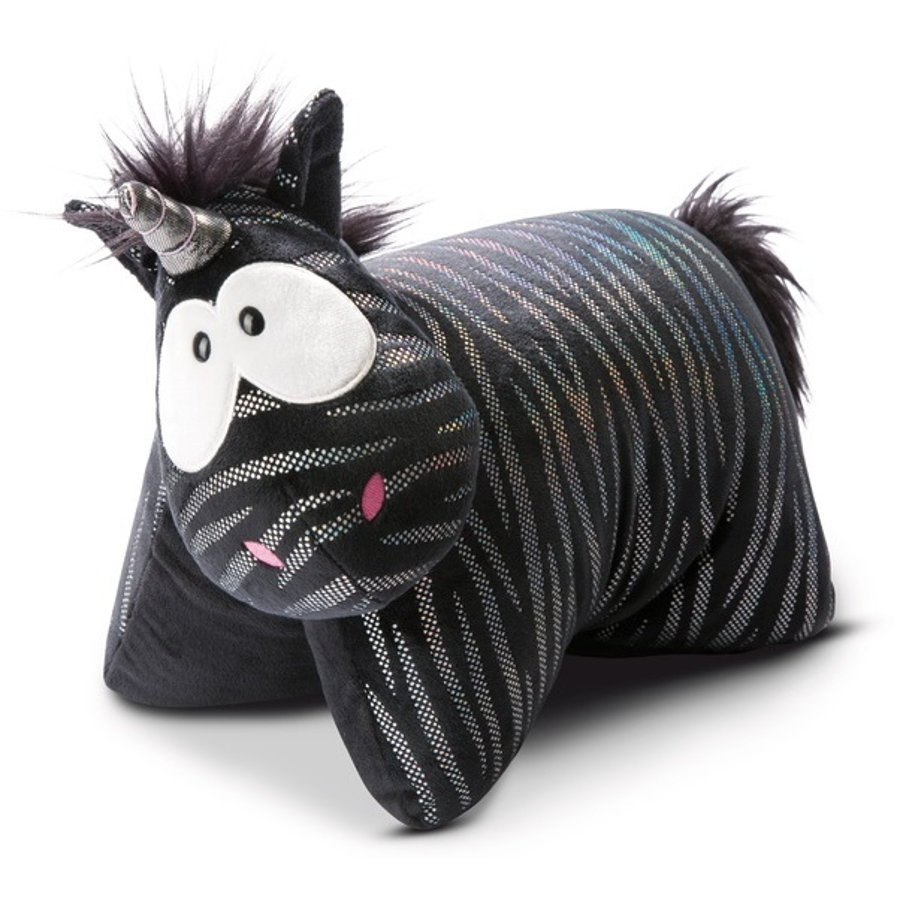 NICI Coussin enfant licorne Theodor and Friends Starlight Mystery 40x30 cm 44958