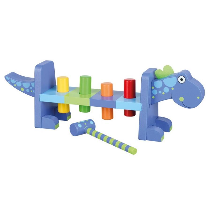 NICI Hammer Game Dinosaur 46026