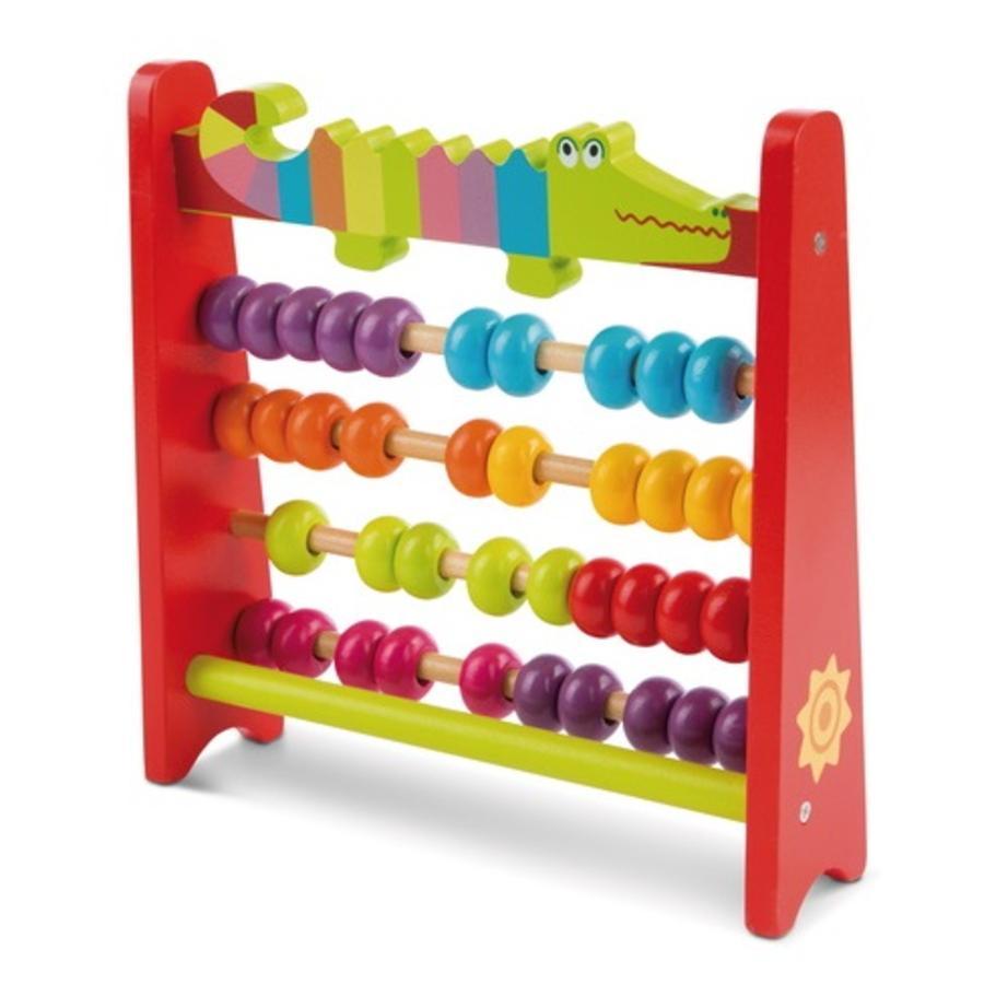 NICI Abacus Crocodile 46027