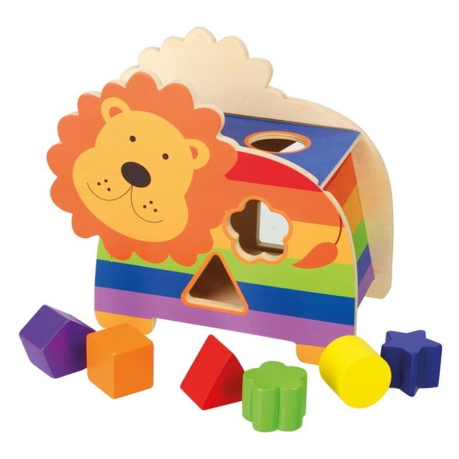 NICI hra na třídění tvarů lvů 46029