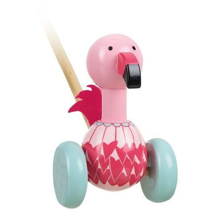 NICI Animal deslizante Flamingo 46001