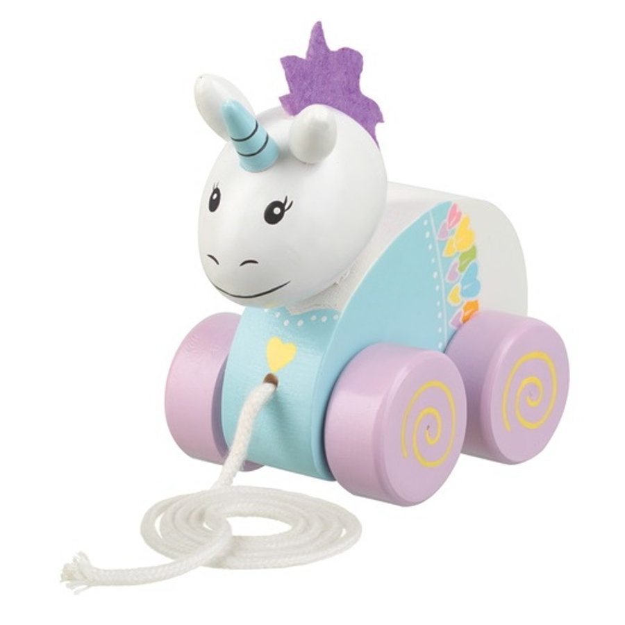 NICI Unicornio animal de tiro 46006