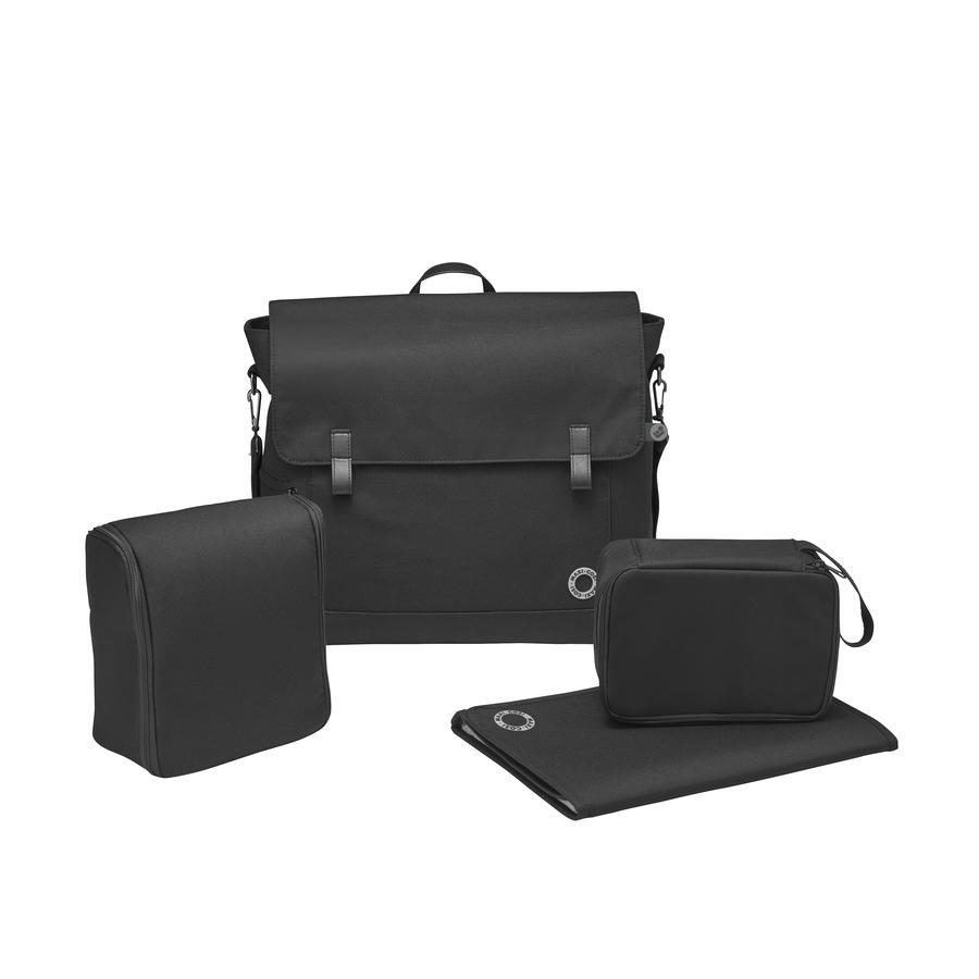 MAXI COSI Luiertas Modern Bag Essential Black