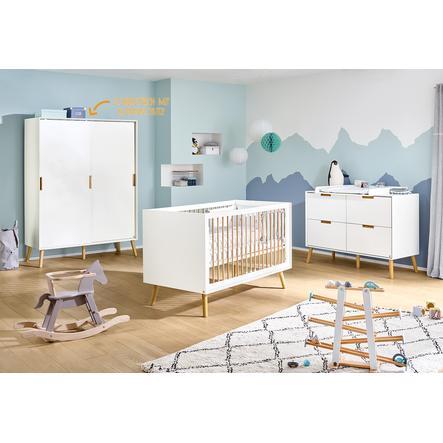 Pinolino Nursery Edge 2-dveře extra široké