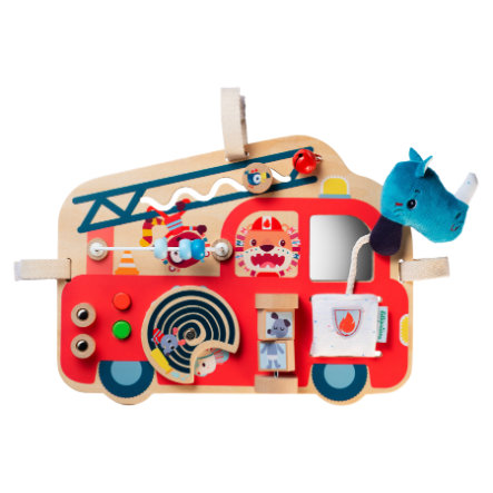 Lilliputiens Activity-panel - brandbil