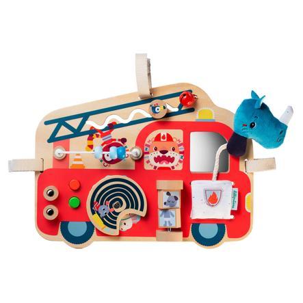 Lilliputiens Activity-Tafel - Feuerwehrauto