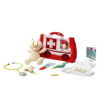 Lilliputiens Doctor set s taškou a doplňky