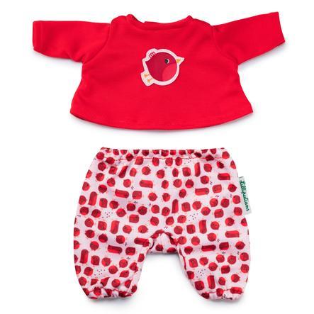 Lilliputiens Vêtement pour poupée pyjama rouge-gorge