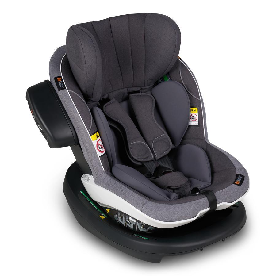 BeSafe Kindersitz iZi Modular i-Size RF X1 Metallic Mélange