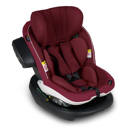 BeSafe Kindersitz iZi Modular i-Size RF X1 Burgundy Mélange