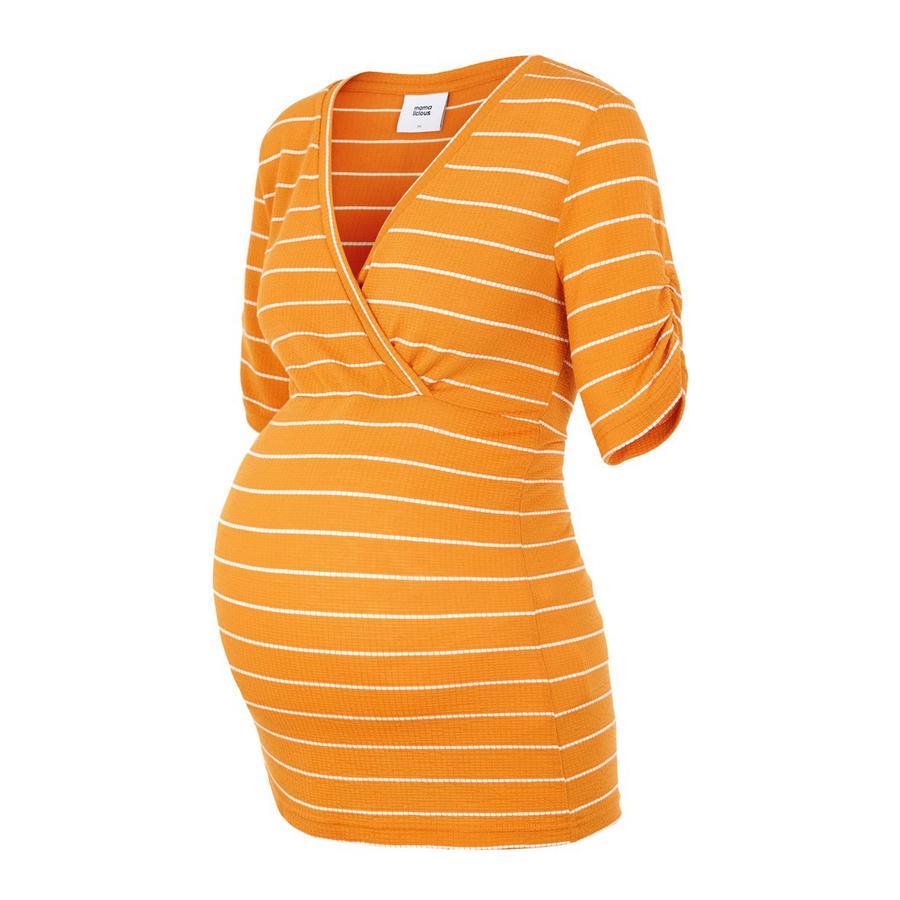 mamma  licious Maternity Shirt MLNADIA Nugget
