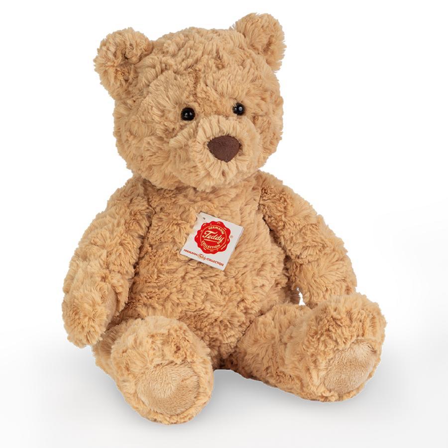 Teddy HERMANN ® Teddy béžová, 38 cm