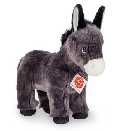 Teddy HERMANN® Esel stehend, 25 cm