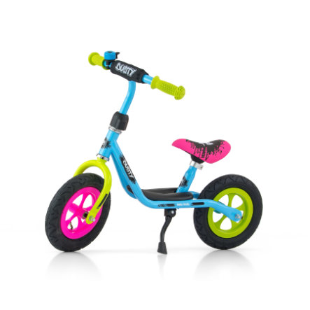 Milly Mally Draisienne enfant Dusty 10 pouces multicolore