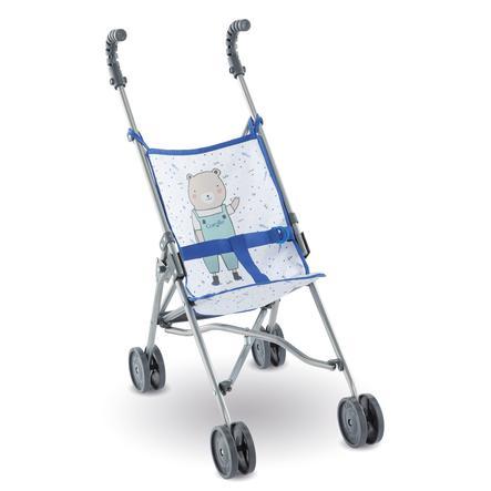 Corolle® Mon Grand Zubehör - Puppenbuggy blau