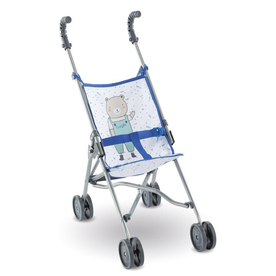 Corolle ® Mon Grand Tilbehør - Doll buggy blue