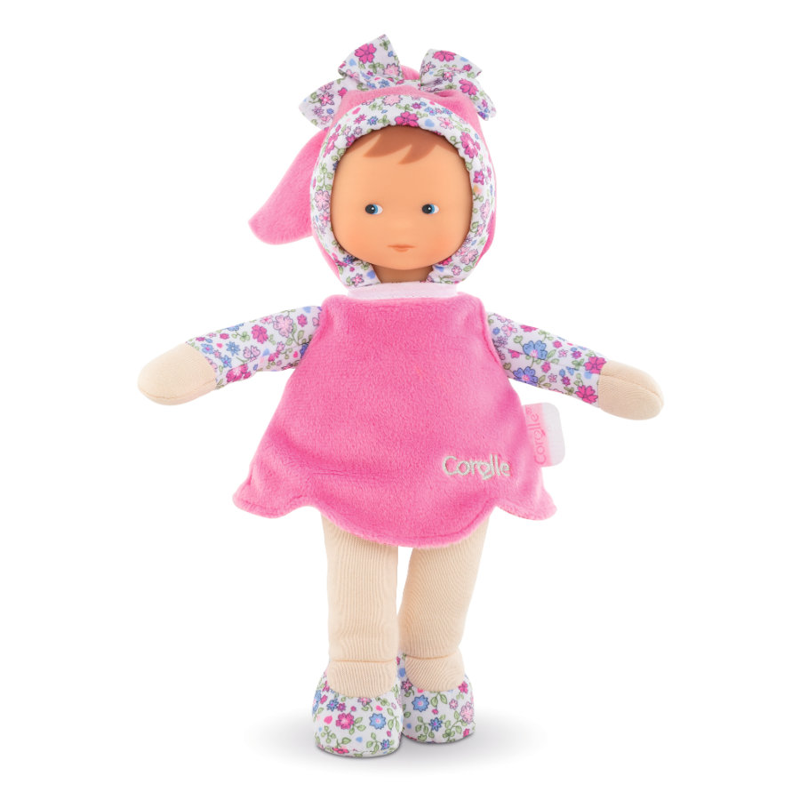 Corolle ® Mon Doudou bambola di stoffa Mon Doudou Miss Corelle rosa Flower