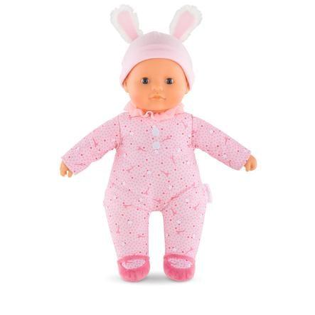 Corolle® Mon Premier Baby Doll Makea sydän vaaleanpunainen