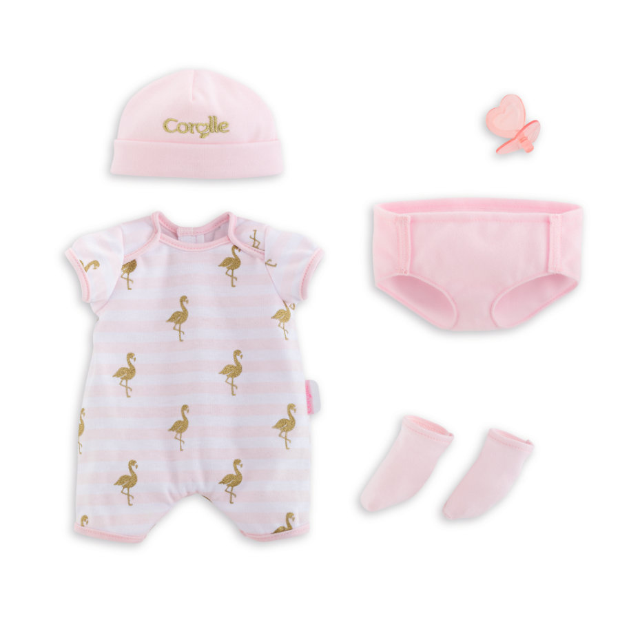 Corolle ® Mon Grand Accessories - Babytøjssæt