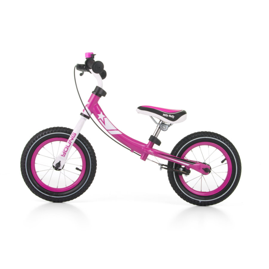 Milly Mally Wheel Young pink