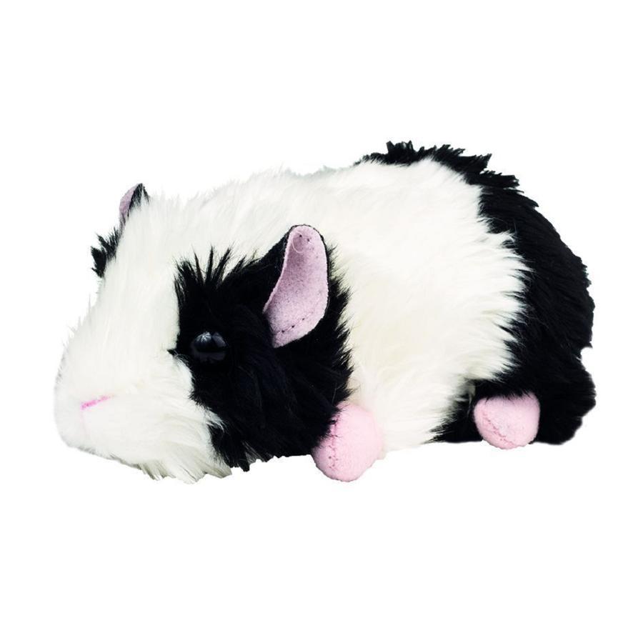 Teddy HERMANN ® marsvin svart / hvit, 15 cm