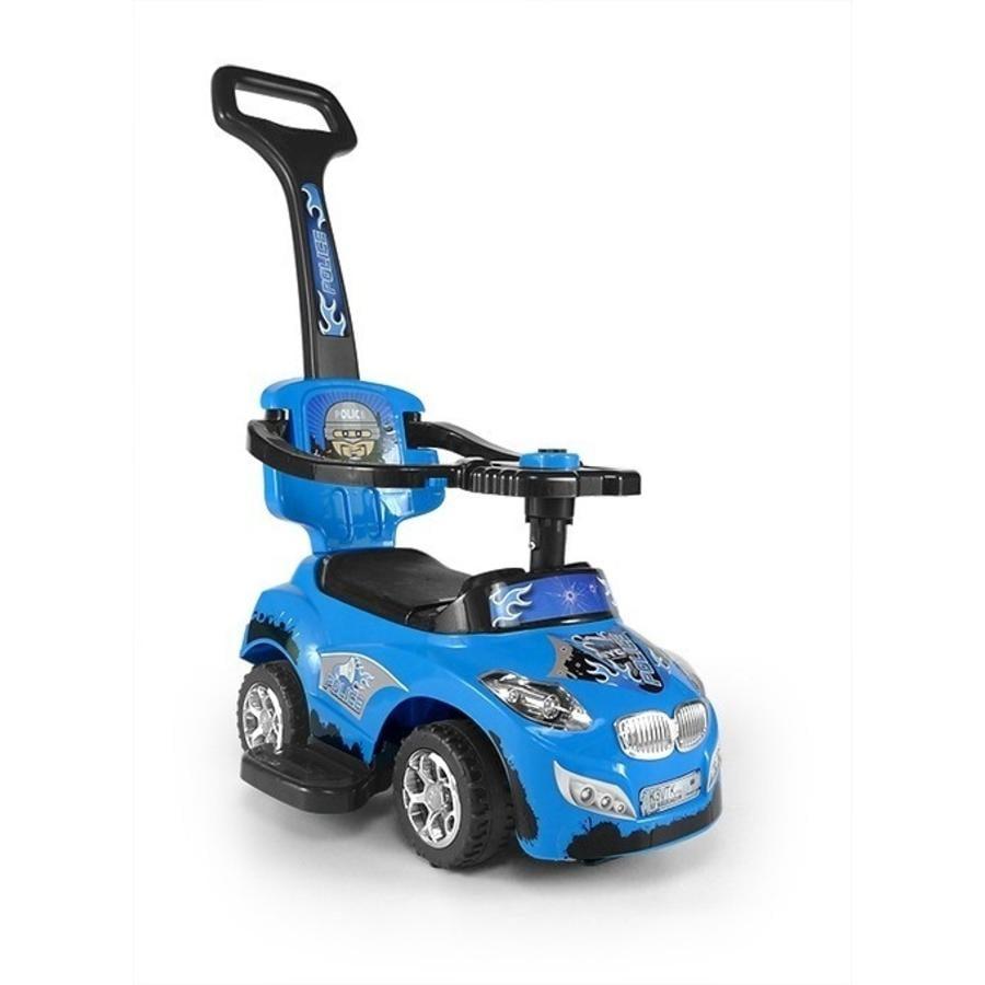 Milly Mally Happy Potkuauto, sininen